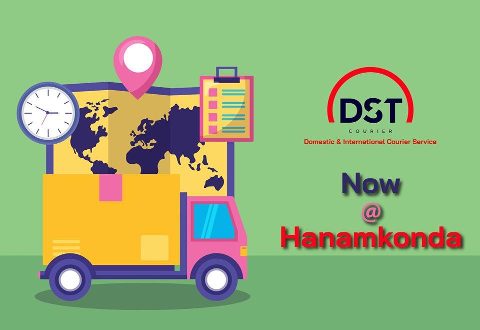 DST Courier Hanamkonda-warangal